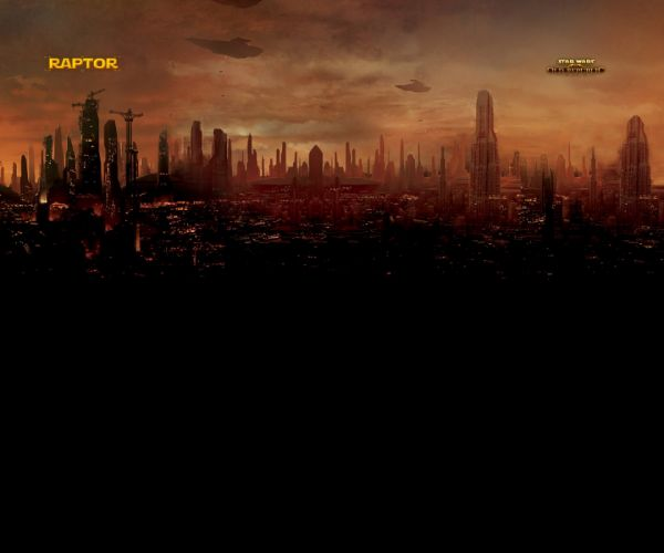 STAR WARS Old Republic sci-fi futuristic action fighting mmo rpg online 1swor city cities wallpaper