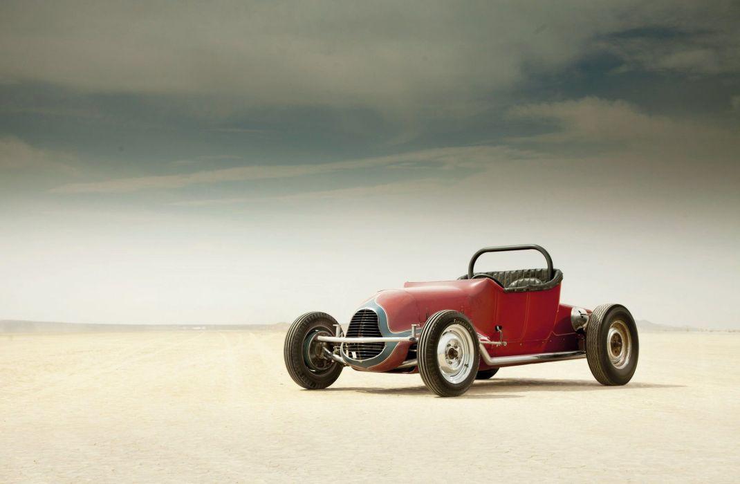 1924 Ford Model-T-Roadster Hotrod Hot Rod Race Salt Lake USA-2048x1340 wallpaper
