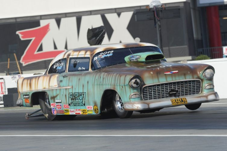 1955 Chevrolet Chevy Funycar Sportsman Drag Dragster Race Racing USA 2048x1360 wallpaper