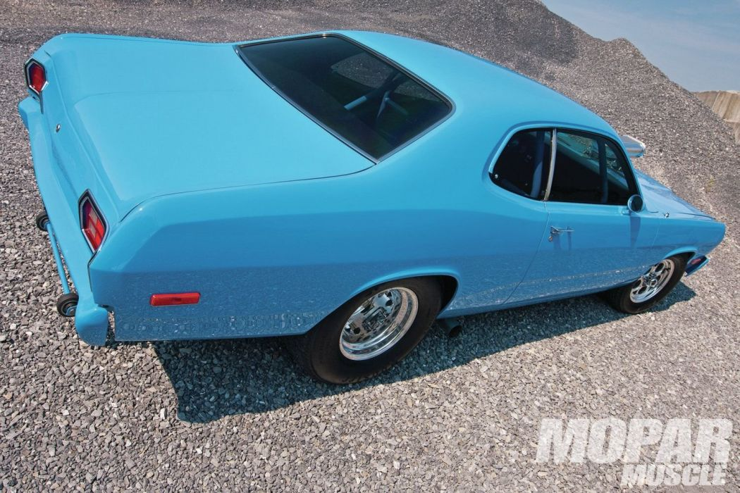 1974 Plymouth Duster Pro Street Drag Hot Rod USA 1500x1000-01 wallpaper