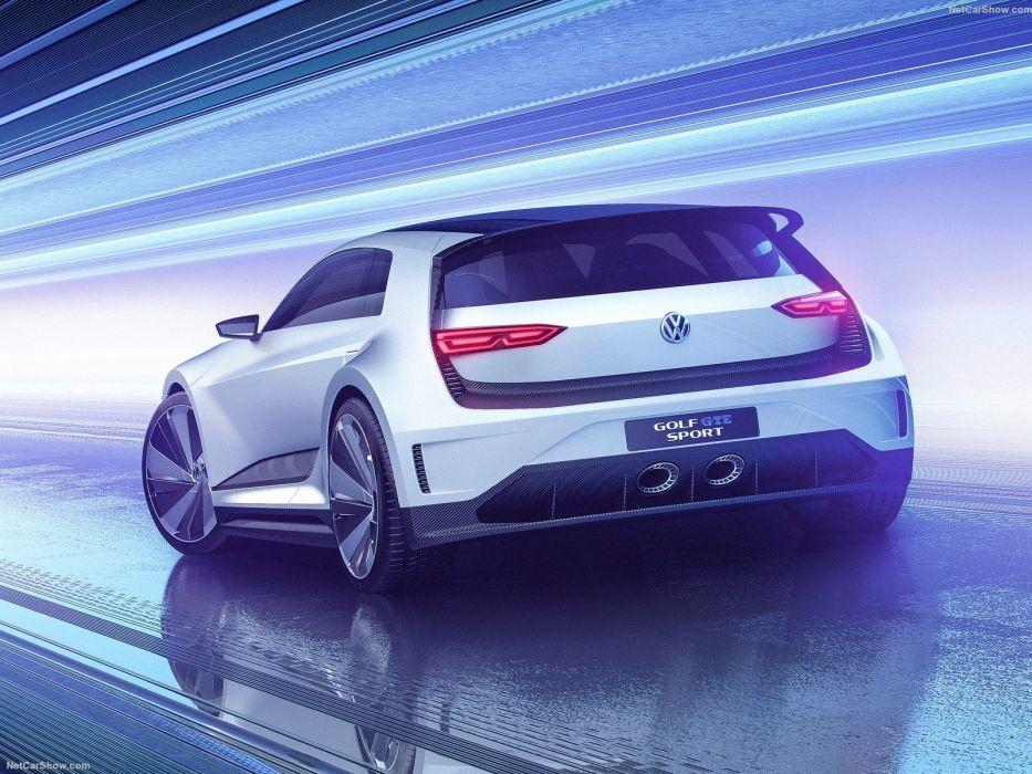 cars Concept golf gte Sport wallpaper
