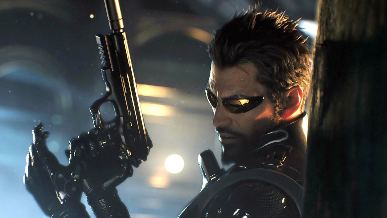 Deus Ex Mankind Divided Cyberpunk Action Rpg Fighting Fps Shooter