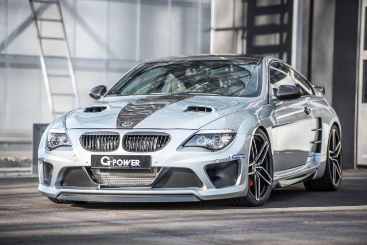 2015 G-Power BMW G6M V10 Hurricane-CS Ultimate cars modified wallpaper