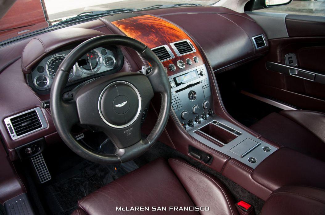 2005 Aston Martin Db9 Cars Coupe Black Wallpaper 2048x1360 687084 Wallpaperup