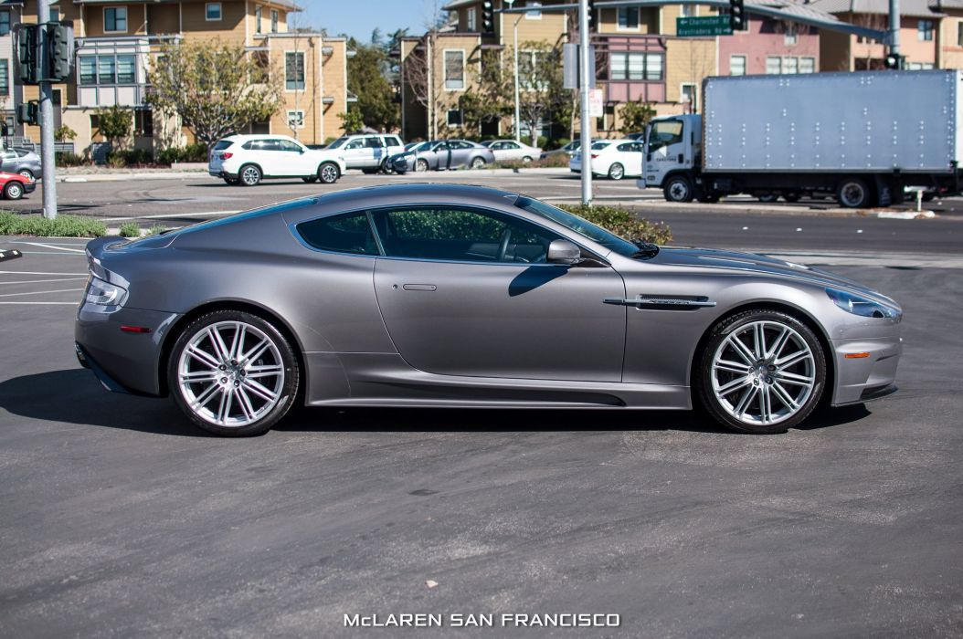 2009 Aston Martin DBS coupe cars wallpaper