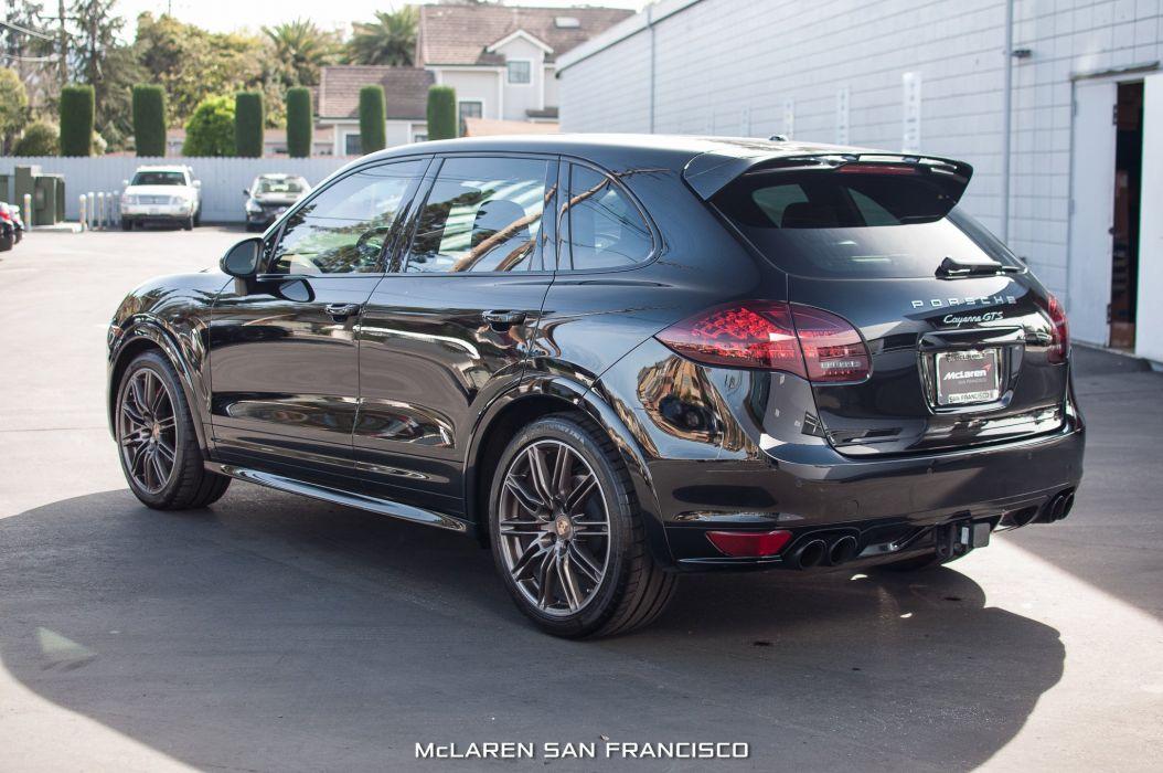 2014 Porsche Cayenne Gts Black Cars Suv Wallpaper 2048x1360 687139 Wallpaperup