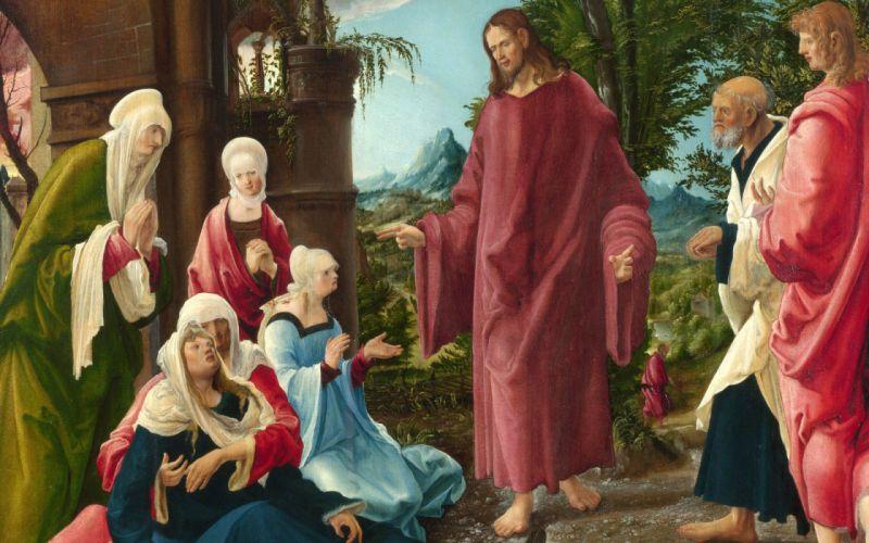 art artistic artwork classic vintage london 1npgl religion christian catholic history painting god gods jesus wallpaper