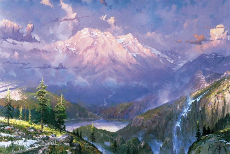 artistic art artwork painting fantasy original wallpaper