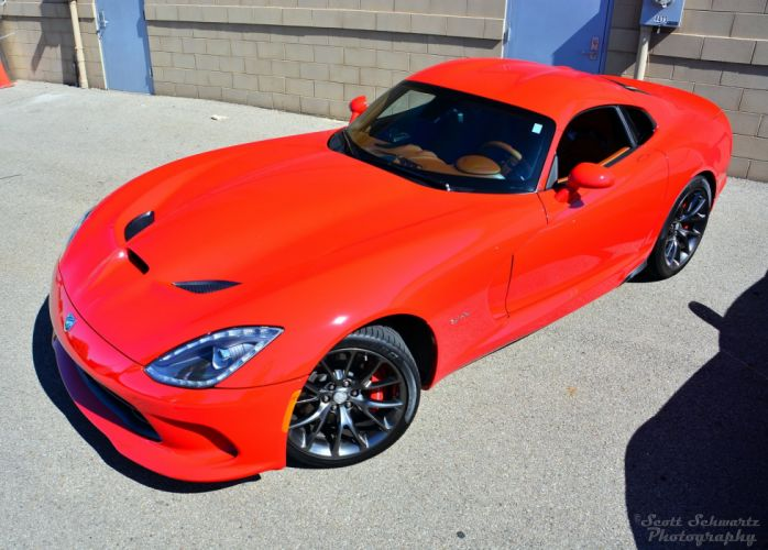 dodge srt viper coupe cars wallpaper