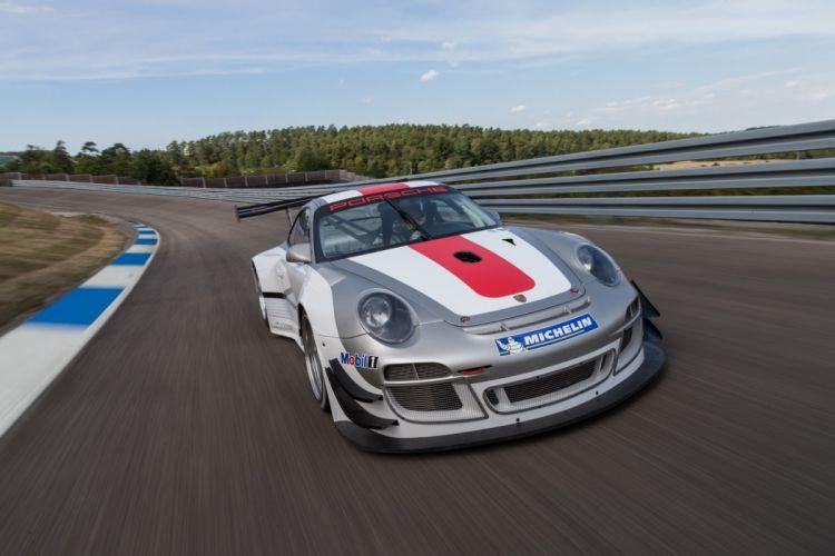 911 GT3-R Porsche cars racecars 2015 wallpaper