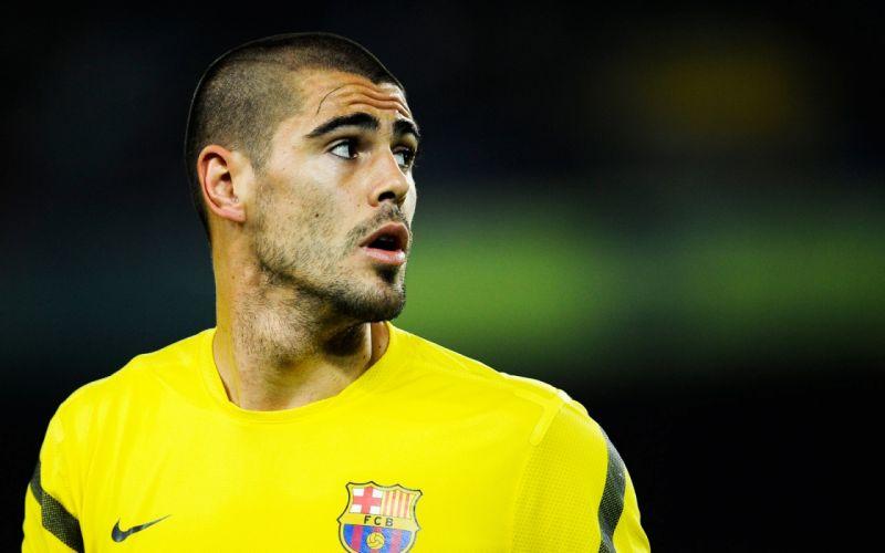 victor valdes futbolista espaA wallpaper