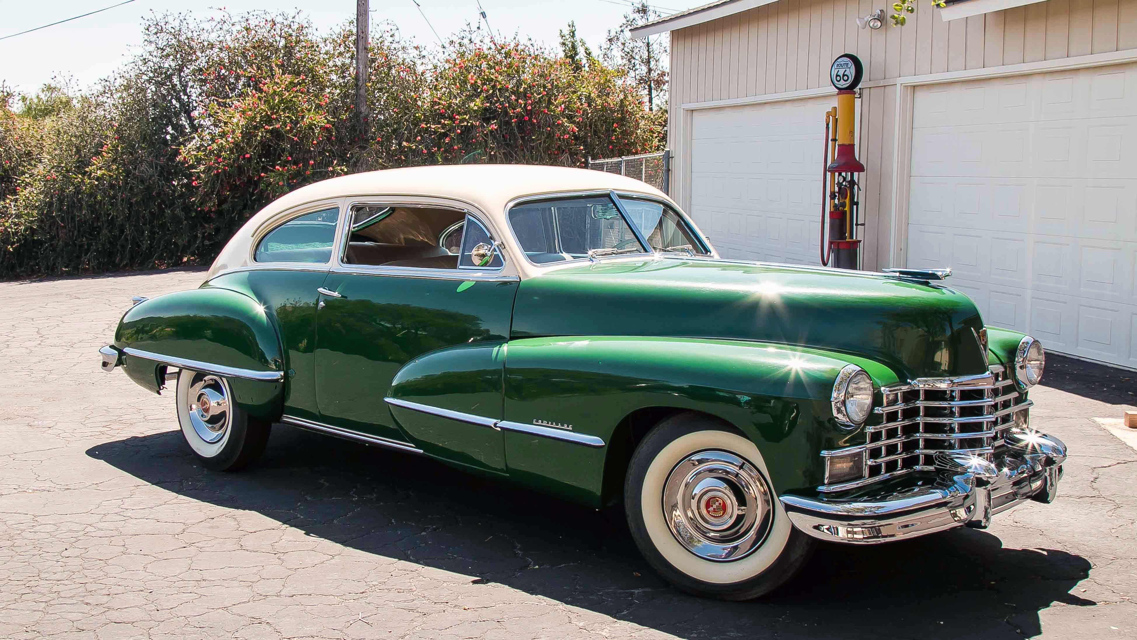 1946 Cadillac Series 62 Coupe Classic Old Retro Vintage ...  1946 Cadillac S...
