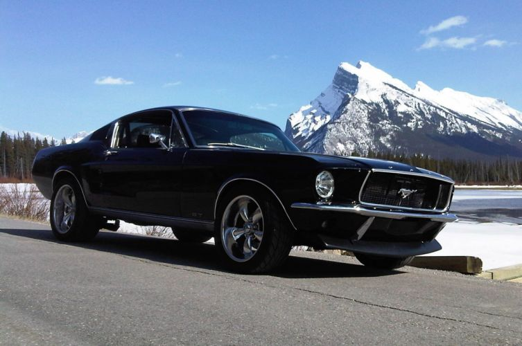 1967 Ford Mustang GT Fastback Muscle Streetrod Street Rod Pro Touring USA 2048x1360-02 wallpaper