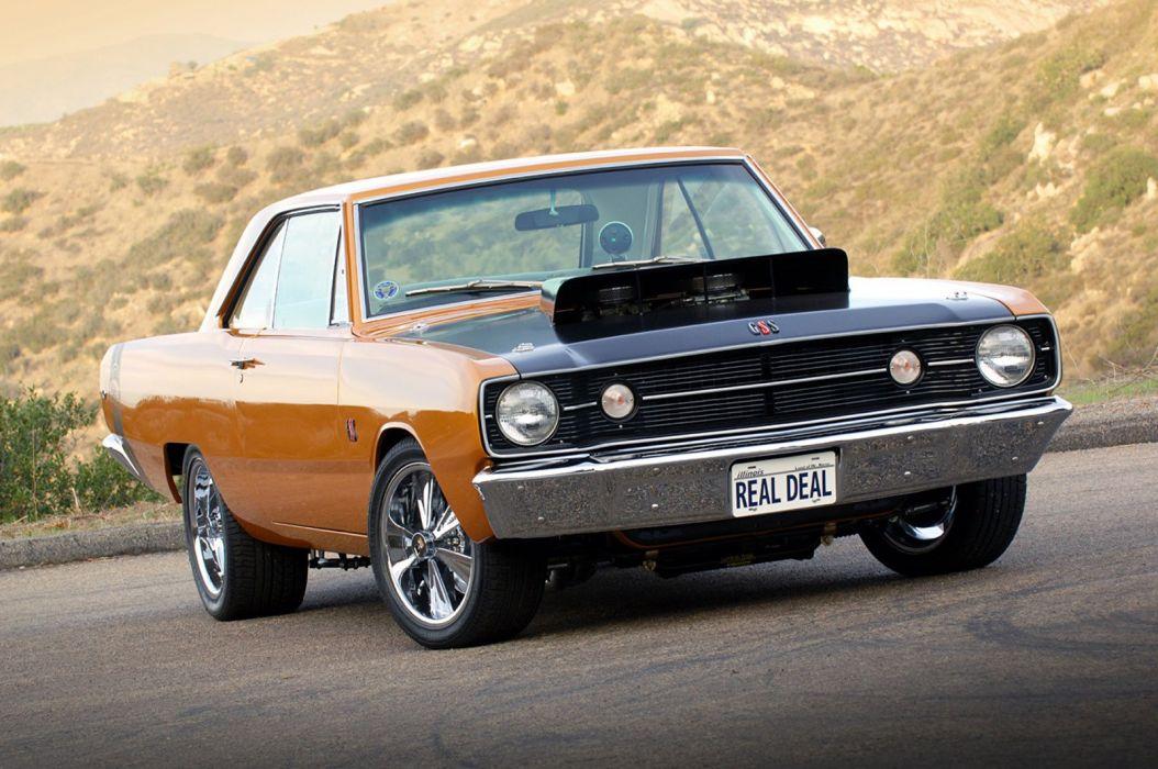 1968 Dodge Dart Hemi Gss Super Street Pro Touring Usa 1600x1063 02 Wallpaper 1600x1063 689037 Wallpaperup