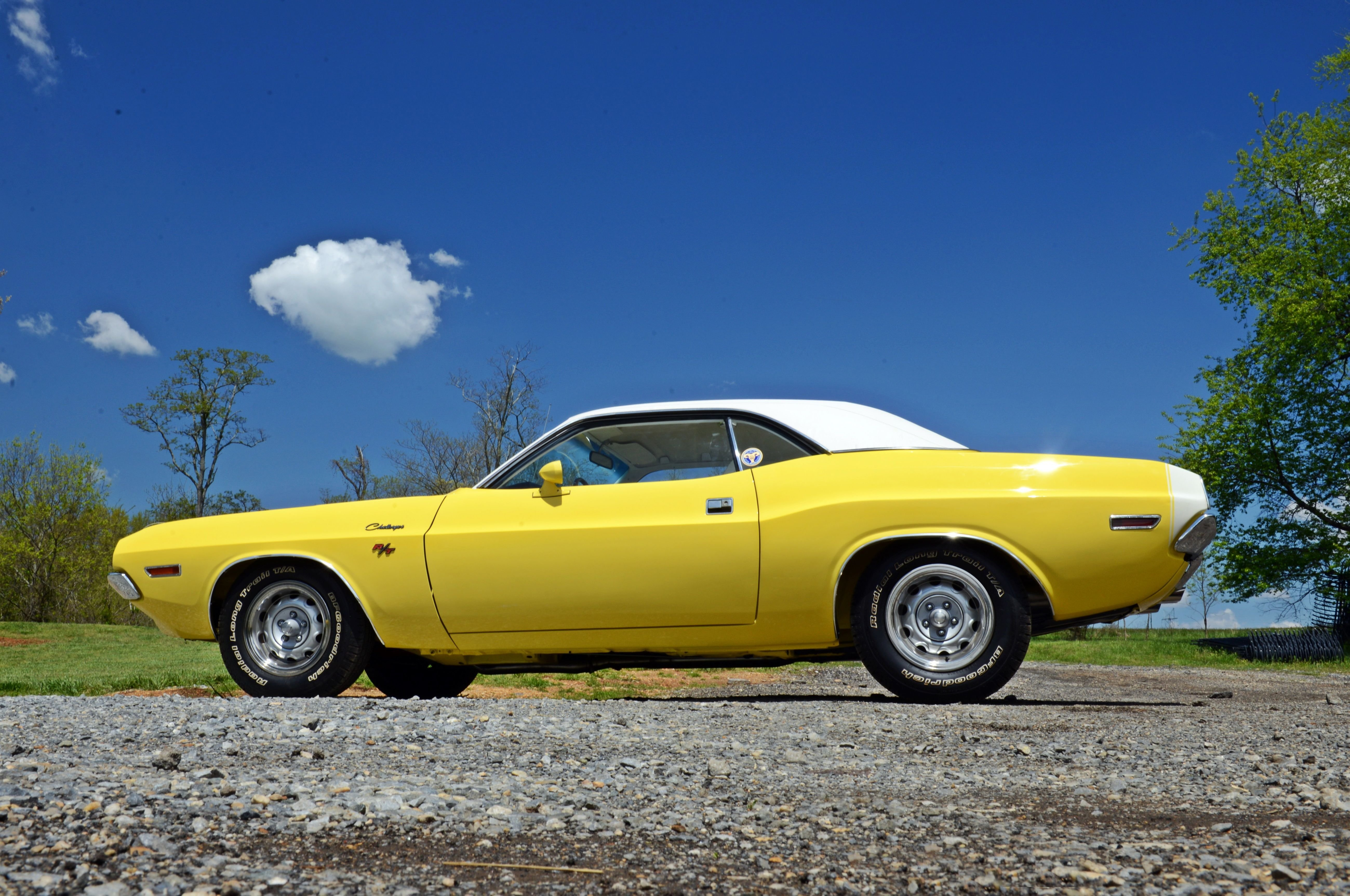 1970 Dodge Challenger Rt Muscle Classic Old Original