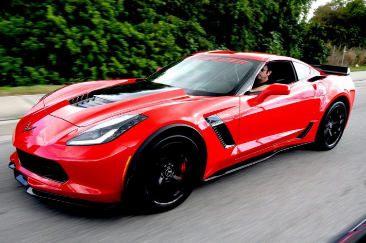 2015 Chevrolet Chevy Corvette Z06 Muscle Super Car Red USA 2048x1360-02 wallpaper