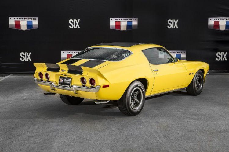 1970 Chevrolet Camaro Z28 'Hurst Sunshine Special Prototype coupe cars wallpaper