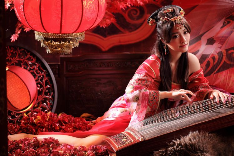 oriental asian girl girls woman women model female wallpaper