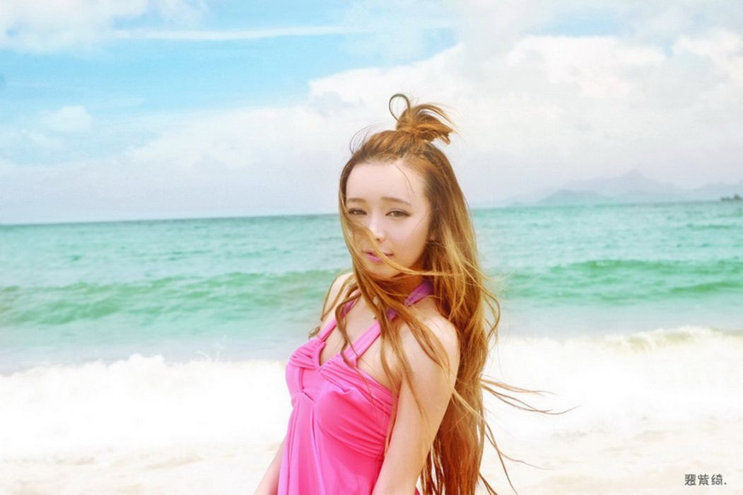 oriental asian girl girls woman women model female d wallpaper