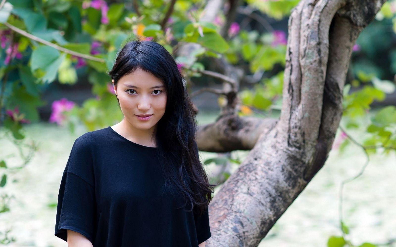 Regard half asian girls as beautiful #7
