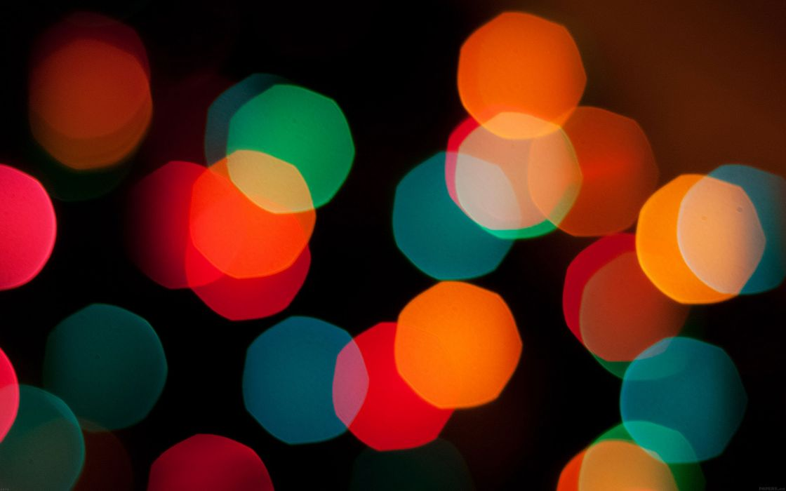 christmas-bokeh- wallpaper