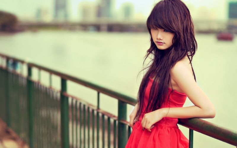 oriental asian girl girls woman women female model l wallpaper
