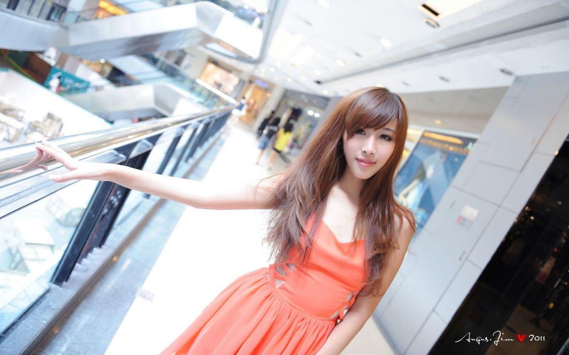 oriental asian girl girls woman women female model l wallpaper