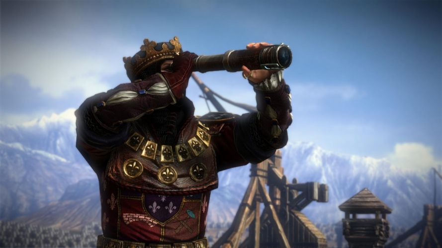 The Witcher 2 Assassins of Kings Foltest wallpaper