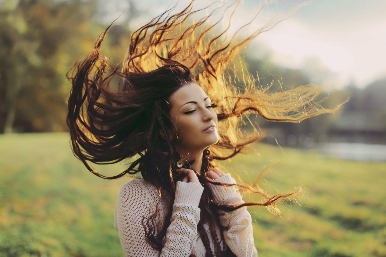 фотосессия волосы на ветру ефимова выложила обжигающее