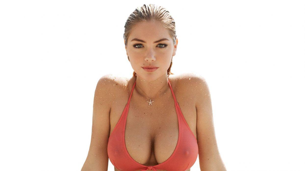SENSUALITY - girl women blonde bikini body wet wallpaper