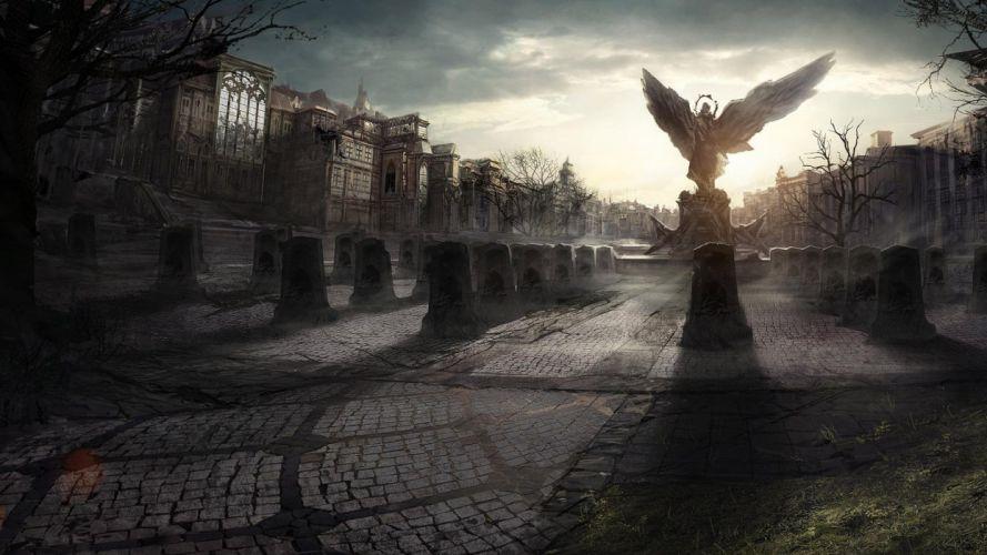 angel fantasy wallpaper
