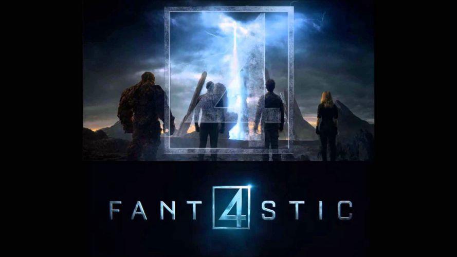 FANTASTIC FOUR 2015 action superhero hero heroes warrior adventure fighting 1ffour sci-fi comics Fant4stic marvel 2015ff poster wallpaper