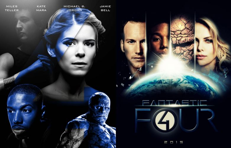 FANTASTIC FOUR 2015 action superhero hero heroes warrior adventure fighting 1ffour sci-fi comics Fant4stic marvel 2015ff poster wallpaper