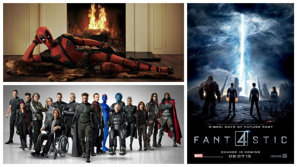 FANTASTIC FOUR 2015 action superhero hero heroes warrior adventure fighting 1ffour sci-fi comics Fant4stic marvel 2015ff poster xmen x-men wallpaper