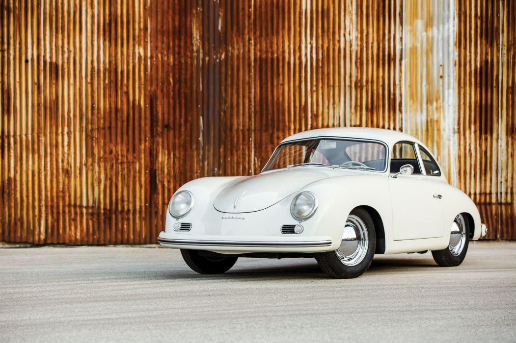 Porsche 356 Coupe Reutter 1954 classic cars wallpaper
