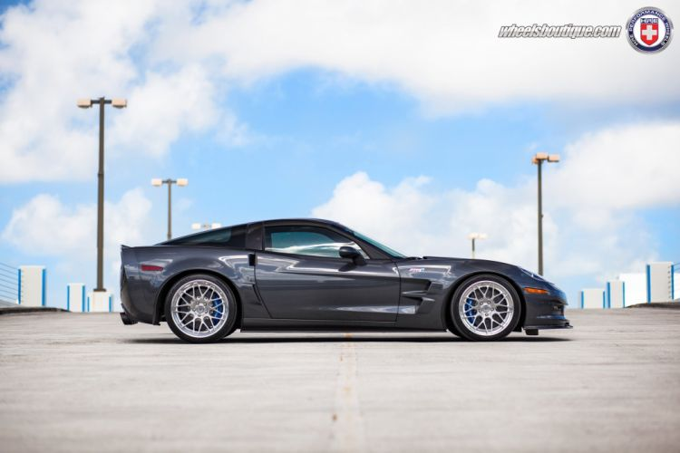 Chevy Corvette ZR1 c6 HRE wheels tuning coupe cars wallpaper