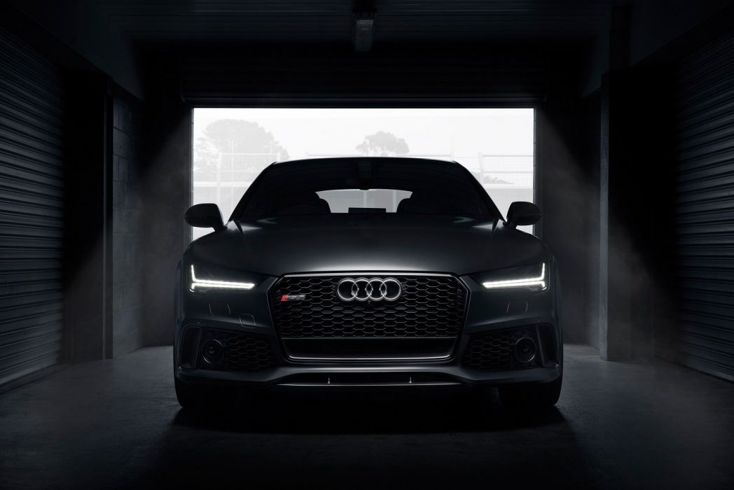cars Audi RS7 Sportback AU-spec 2015 wallpaper