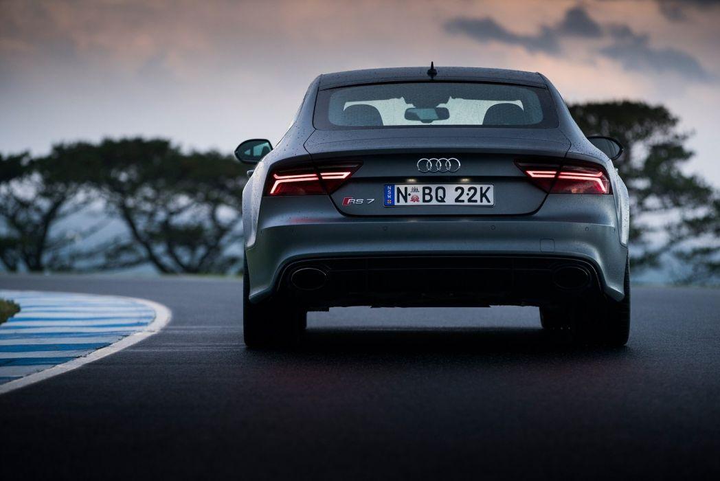 Cars Audi Rs7 Sportback Au Spec 2015 Wallpaper 1475x985 692520