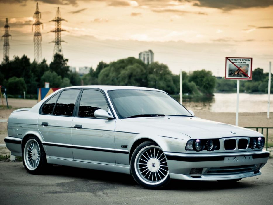 Bmw M5 E34 Wallpaper 1920x1440 693315 Wallpaperup