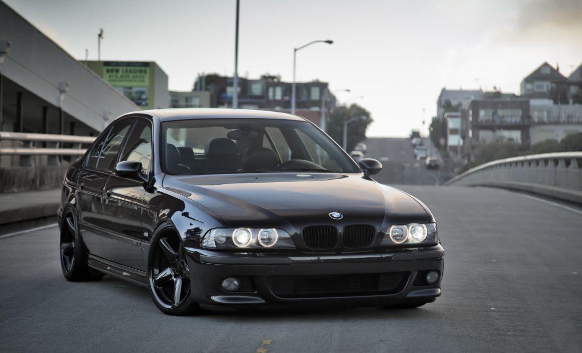 BMW E39 M5 wallpaper
