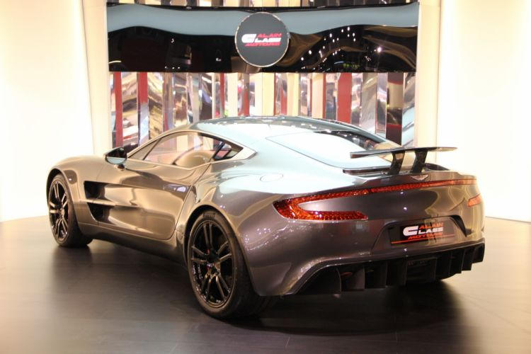 ASTON MARTIN One-77 Q-Series coupe cars 2011 wallpaper