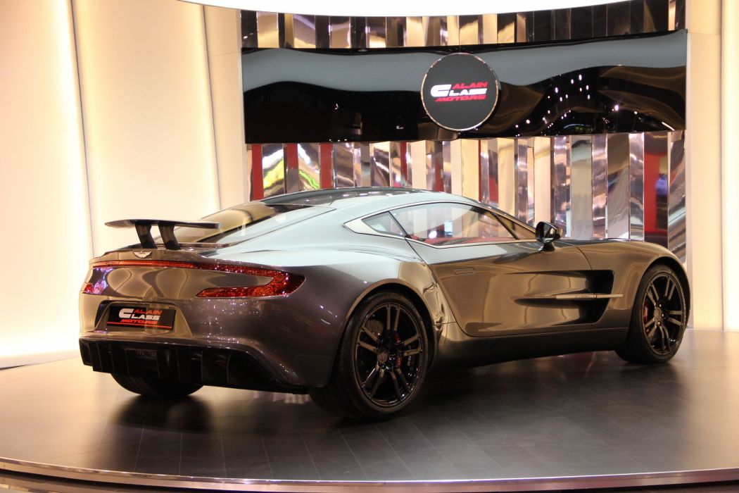 Aston Martin One 77 Q Series Coupe Cars 2011 Wallpaper 2592x1728 693729 Wallpaperup