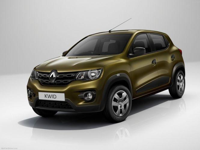 Renault Kwid cars 2016 wallpaper