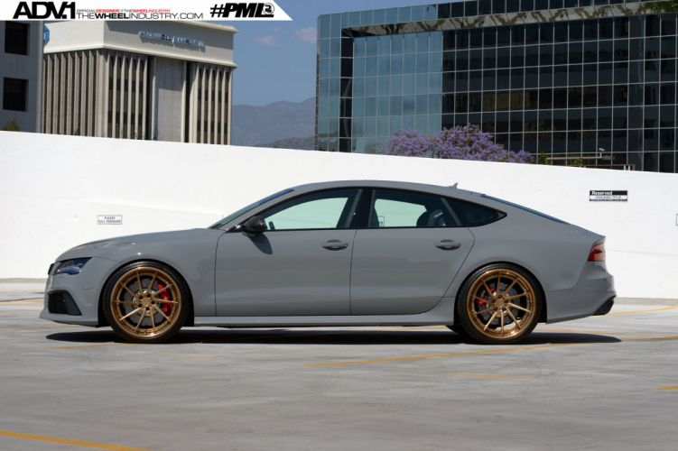 ADV 1 WHEELS GALLERY AUDI RS7 cars tuning wallpaper