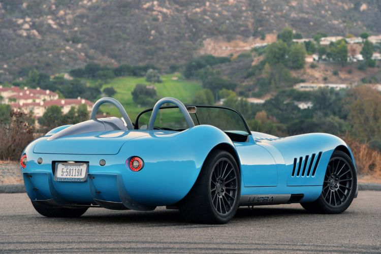 2015 Lucra LC470 cars roadster blue wallpaper