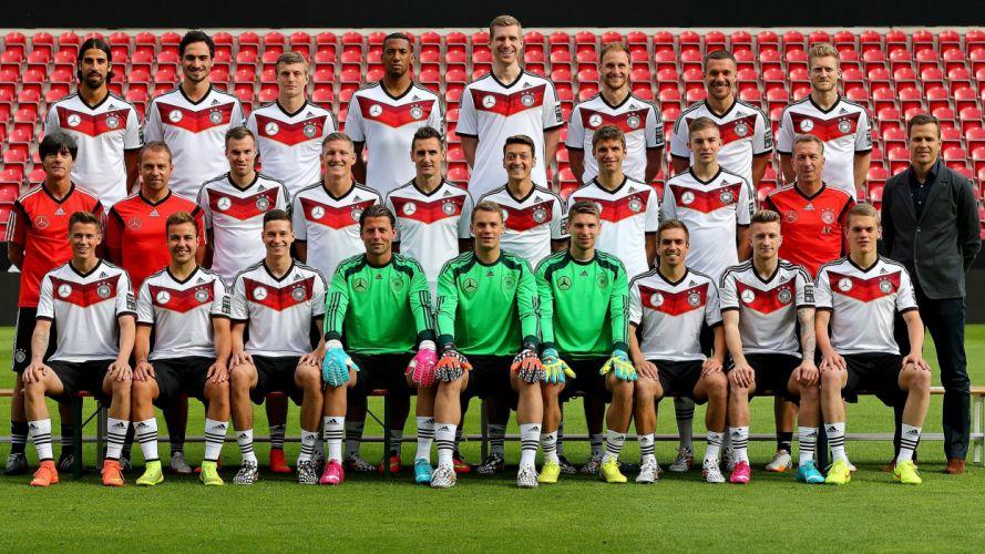 seleccio alemania futbol campeon del mundo wallpaper