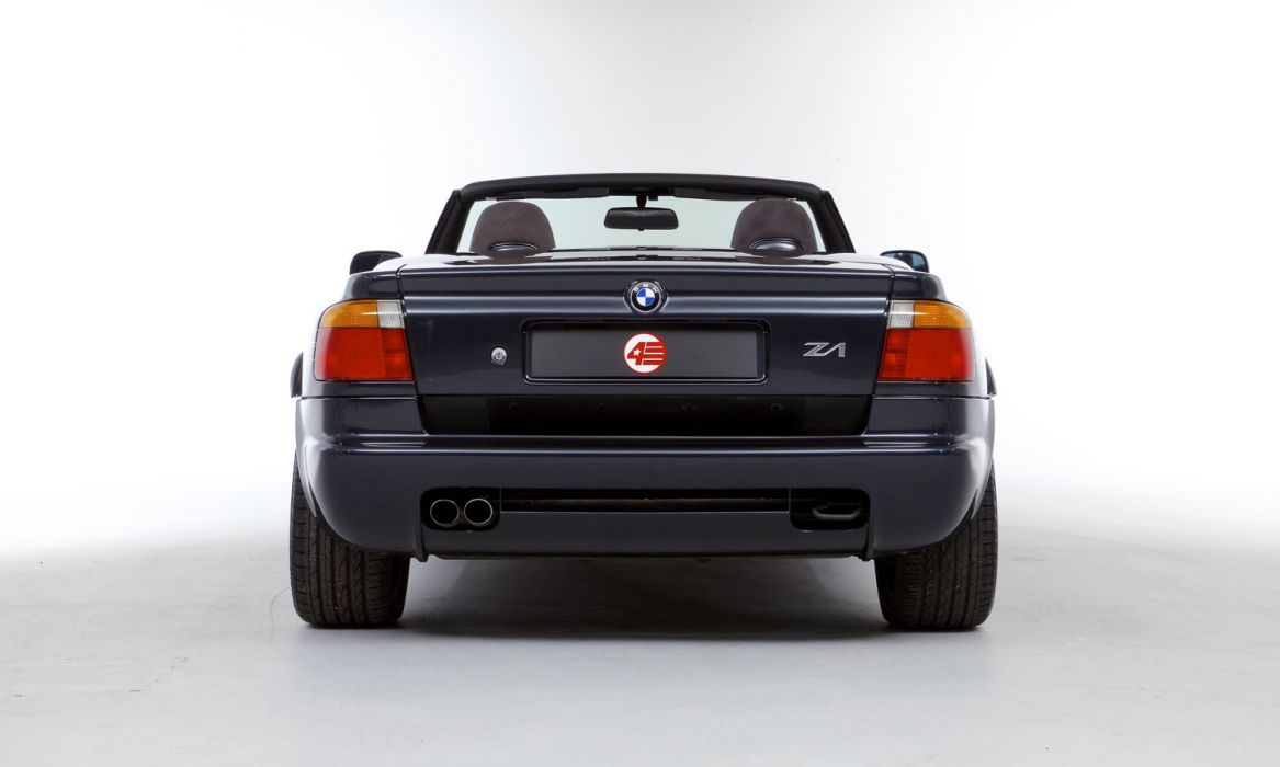 Alpina Roadster Limited Edition bmw z1 cars modified wallpaper
