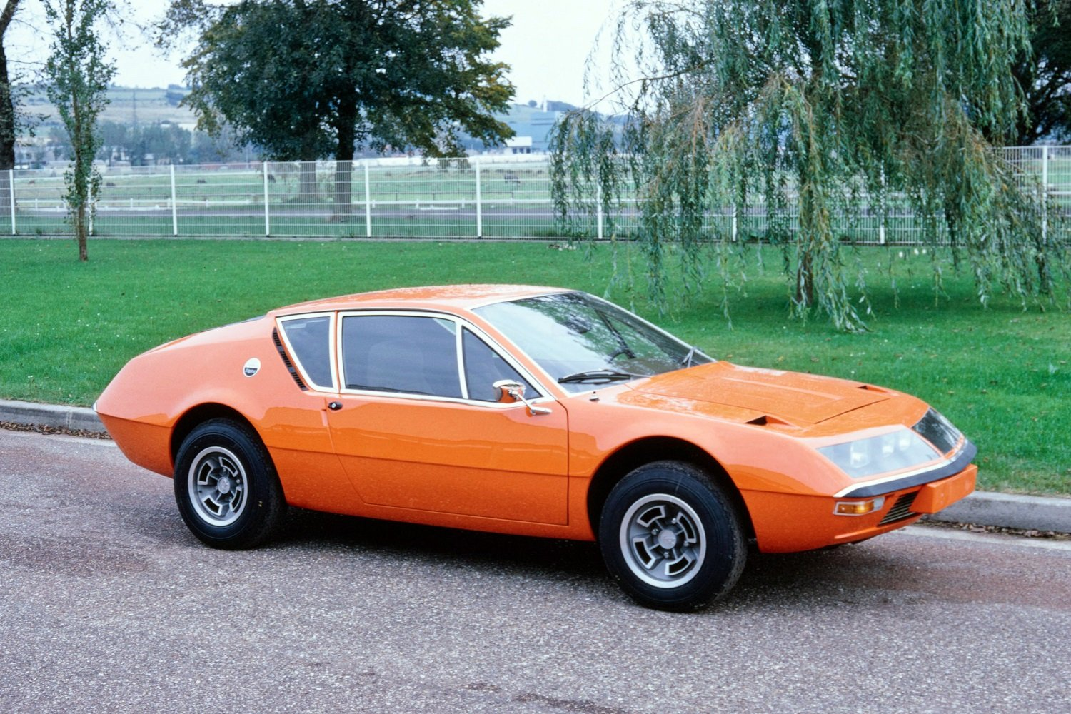 renault alpine a310 1973 cars coupe orange wallpaper. Black Bedroom Furniture Sets. Home Design Ideas
