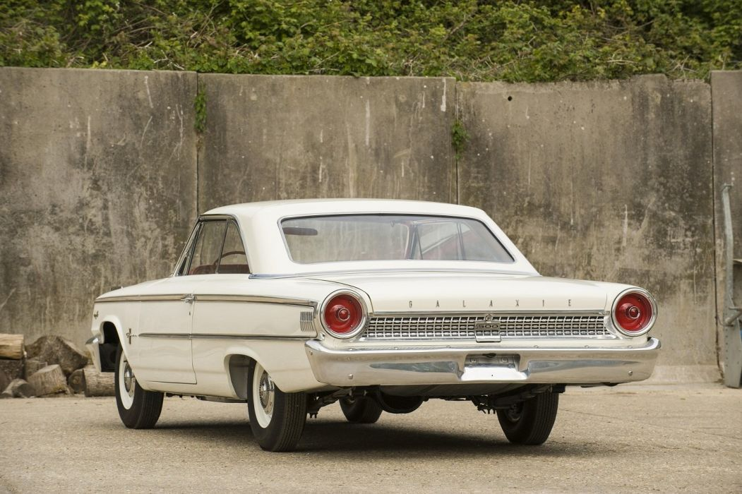 1963 500 cars classic factory Ford galaxie lightweight wallpaper
