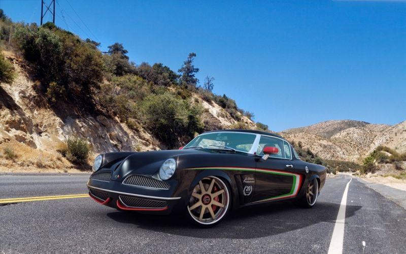 2015 GWA Studebaker Veinte Victorias cars concept wallpaper
